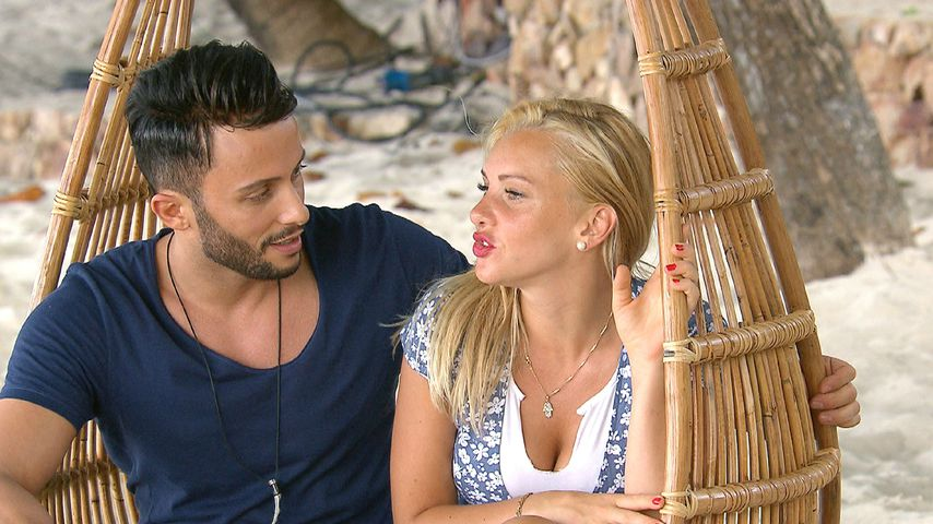 War Domenicos TV-Liebeserklärung an Evelyn gar nicht echt?
