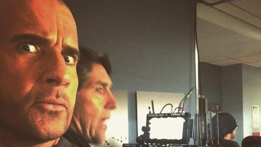 """""""Prison Break"""": Erste Bilder vom Set aufgetaucht!"""