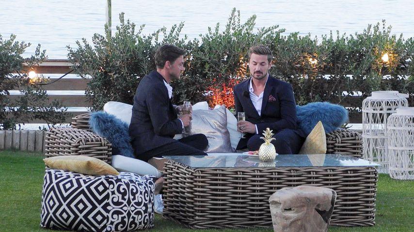 "Dominic Smith und Nicolas Puschmann bei ""Prince Charming"""