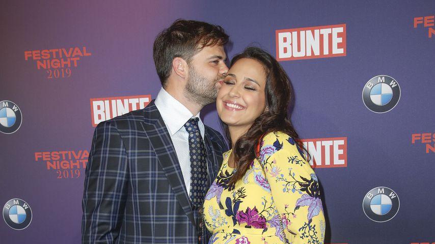 Dominik und Nina Moghaddam 2019 in Berlin