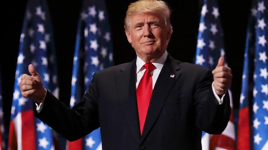 Donald Trump: Er ist Person des Jahres 2016!