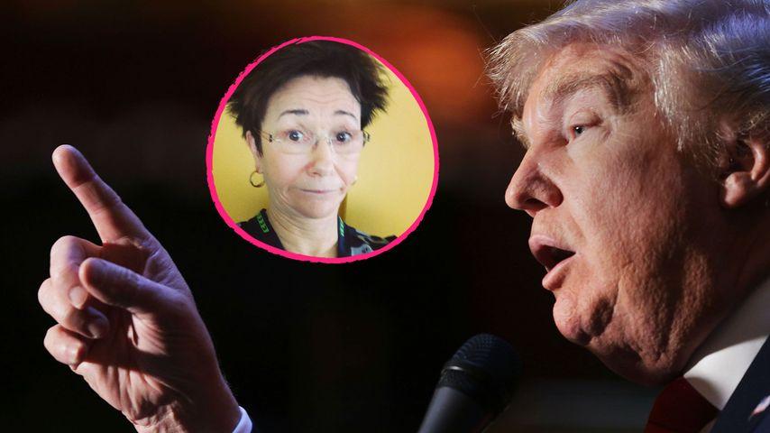 Angst vor Donald Trump! Krimi-Autorin fürchtet seinen Sieg
