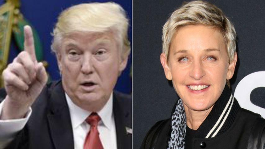 Ellen DeGeneres: Kinderfilm-Vergleich für Trumps Politik