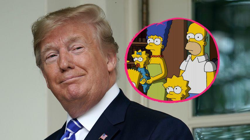Simpsons Und Trump