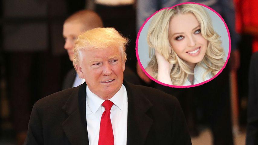 Tiffany Trump: Darum verschweigt Donald seine Tochter!