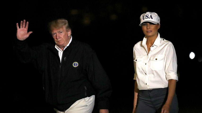 Insider weiß, warum Melania Trump sich nicht scheiden lässt