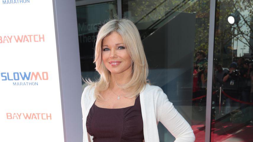 """Donna D'Errico, bekannt aus """"Baywatch"""""""