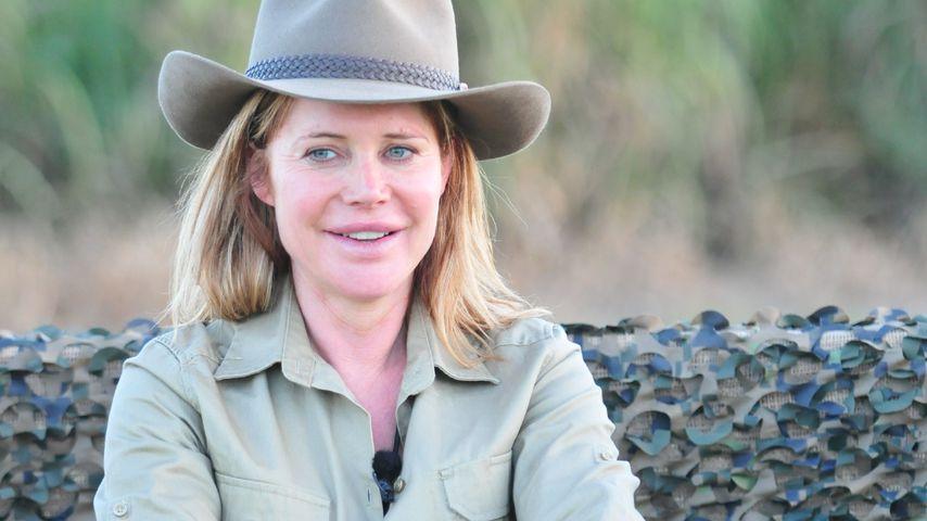 Doreen Dietel vor dem Einzug ins Dschungelcamp