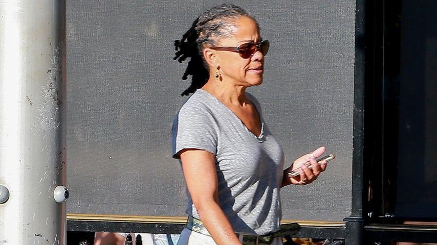 Doria Ragland in Beverly Hills, 2019