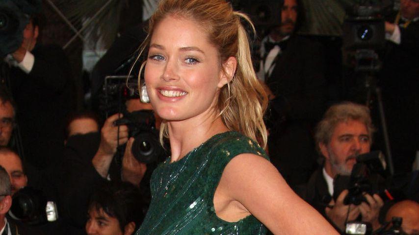 Wow! Doutzen Kroes' schillernder Cannes-Auftritt