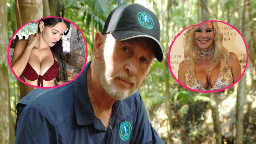 Pilz-Alarm im Dschungel: Dr. Bob mahnt zu Brust-Hygiene!
