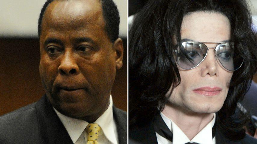 """Michael Jacksons Arzt: """"Ich hielt jede Nacht seinen Penis"""""""