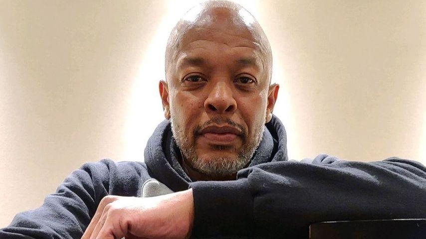 Dr. Dre im Februar 2021