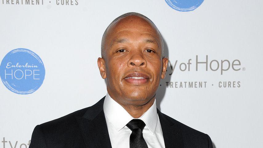 Wie geht es ihm wirklich? Musikwelt hat Angst um Dr. Dre!