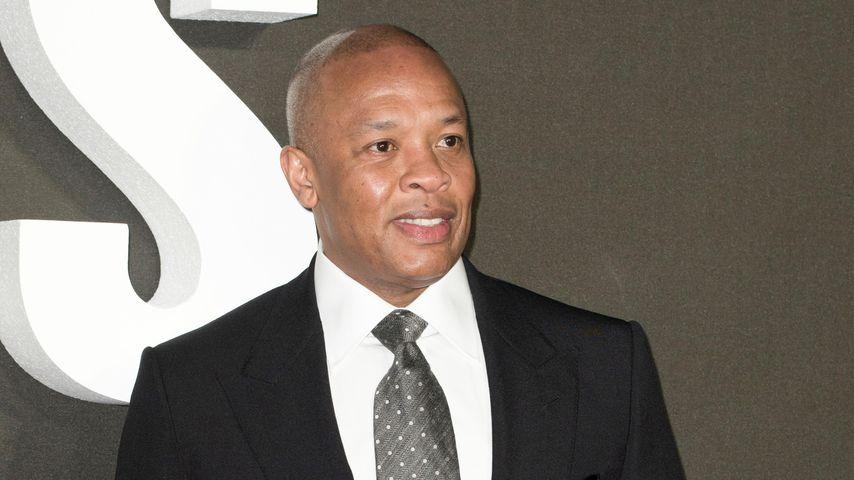 Dr. Dre bei einem Netflix-Event