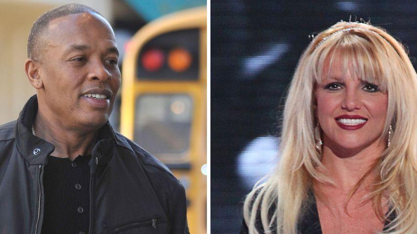 Dr. Dre und Britney Spears verdienen am meisten!