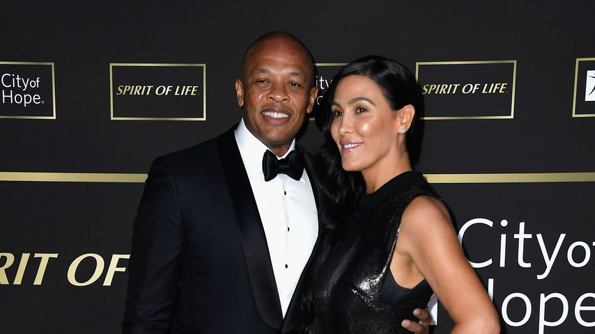 Dr. Dre und Nicole Young