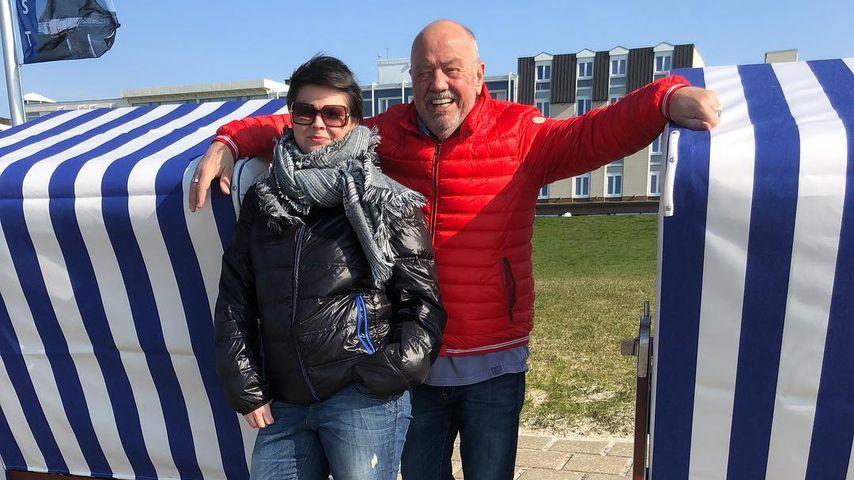 Dr. Ludger Stratmann mit seiner Frau