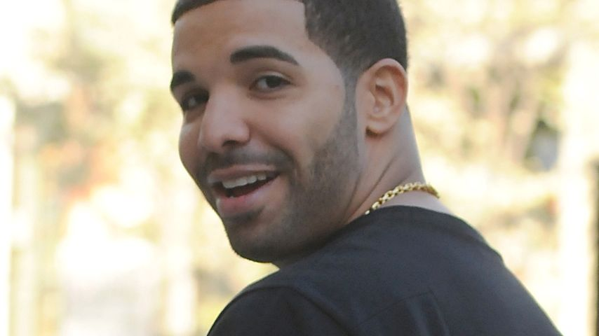 Profi-Potential? Drake zeigt Ronaldo seine Fußball-Skills