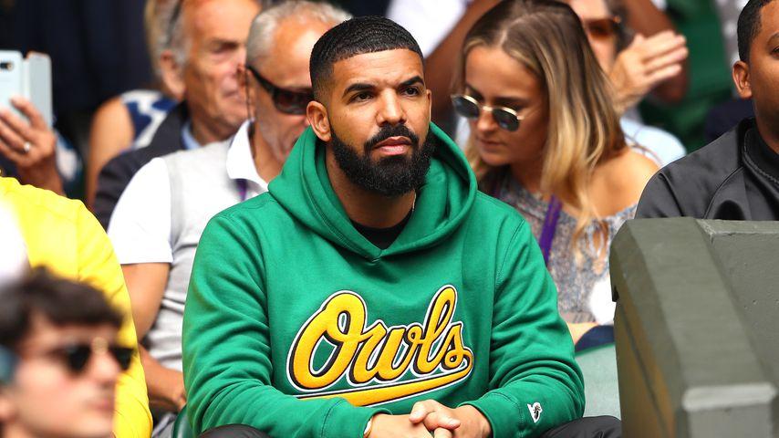 Drake in Wimbledon