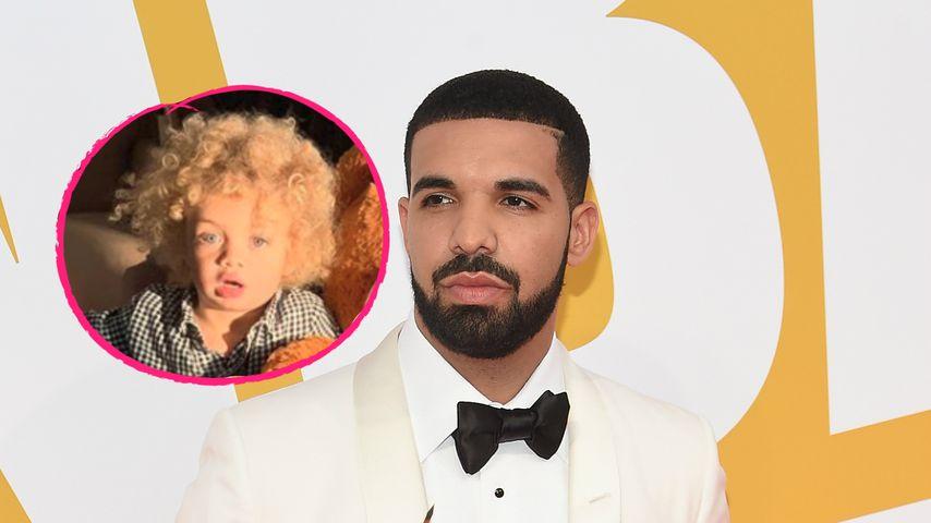 Premiere: Drake teilt erste Bilder mit Söhnchen Adonis!