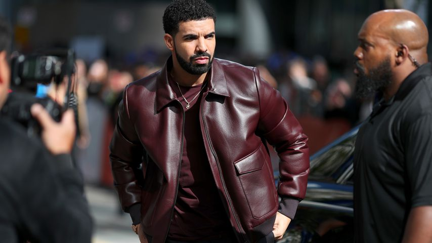 "Drake bei der ""The Carter Effect""-Premiere"