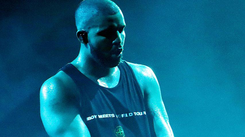 Lebensretter: Drake wollte einen Mann vor Suizid bewahren!
