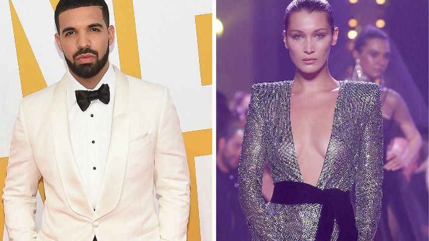 Nach Drake-Gerücht: Bella Hadid klärt ihren Beziehungsstatus