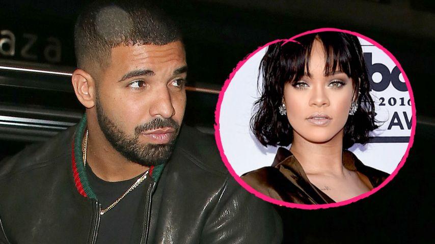 Liebesbeweis auf der Bühne? Drake will ein Baby mit Rihanna
