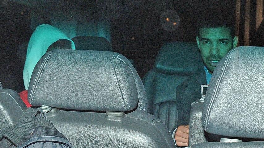 Rihanna & Drake: Versteckspiel mit den Paparazzi