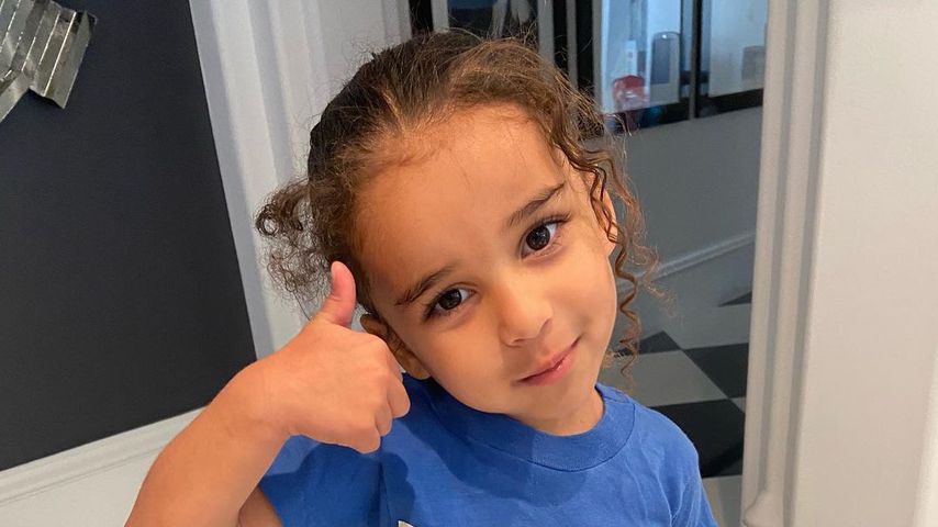 Dream Renée Kardashian, Robert Kardashians Tochter