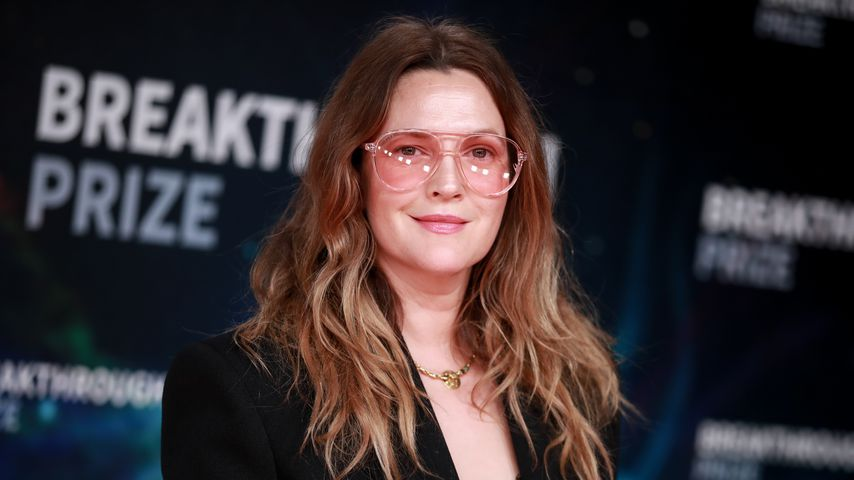 Drew Barrymore im November 2019 in Mountain View