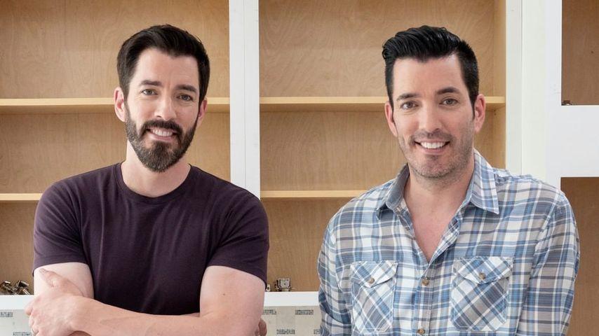 Drew und Jonathan Scott