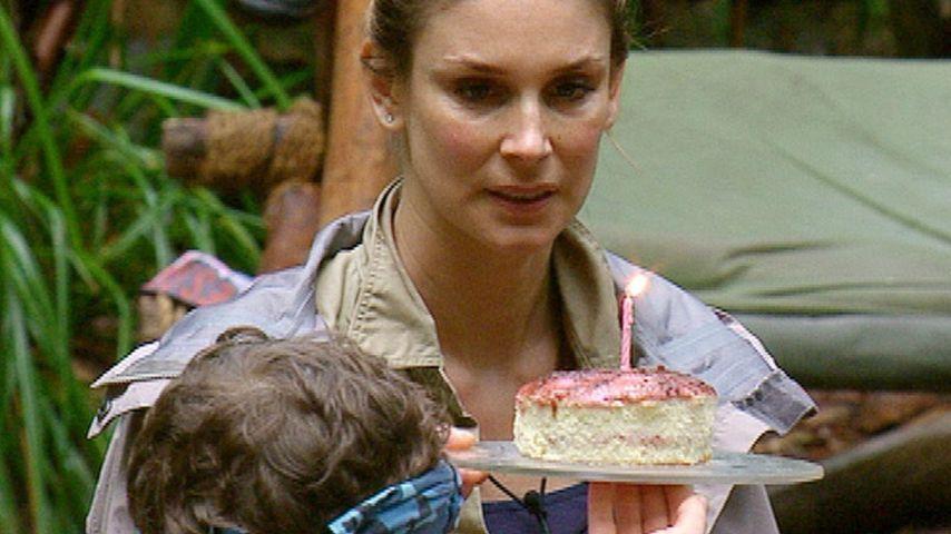 Kakerlaken-Kuchen für Claudelle zum Geburtstag!