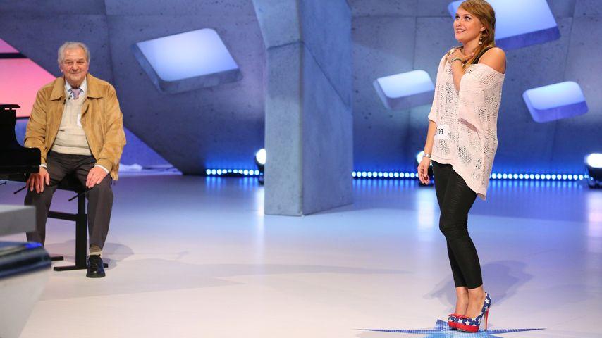 DSDS-Anna-Carina bringt Ex-VfL-Star zum Casting
