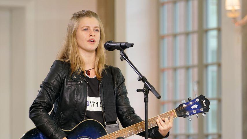 DSDS-Kandidatin Katja Fischer