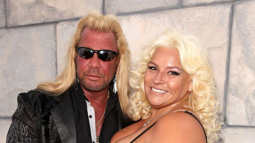 Duane und Beth Chapman, September 2011