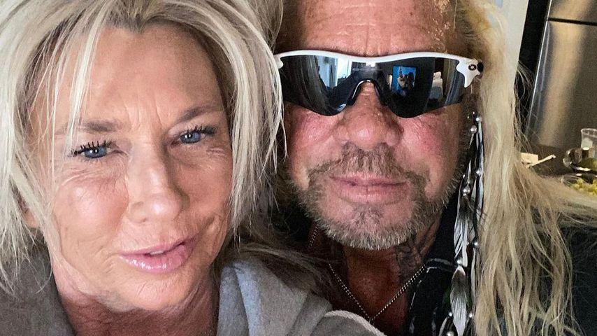 Francie Frane und Duane Chapman im Februar 2021