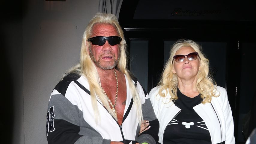 Duane und Beth Chapman im Oktober 2018