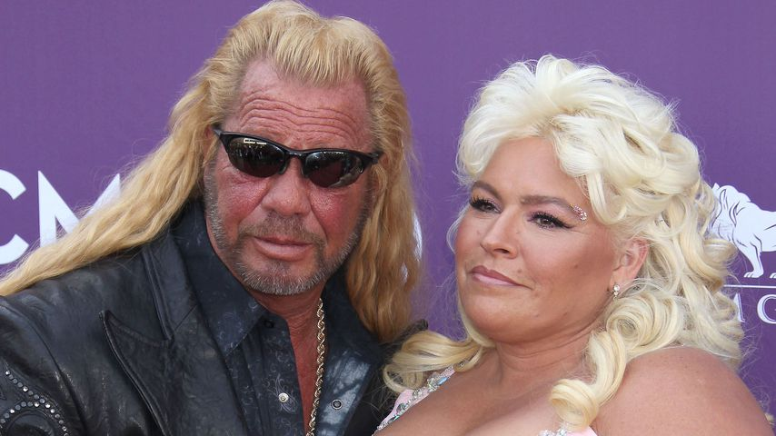 Duane und Beth Chapman bei den Country Music Awards 2013