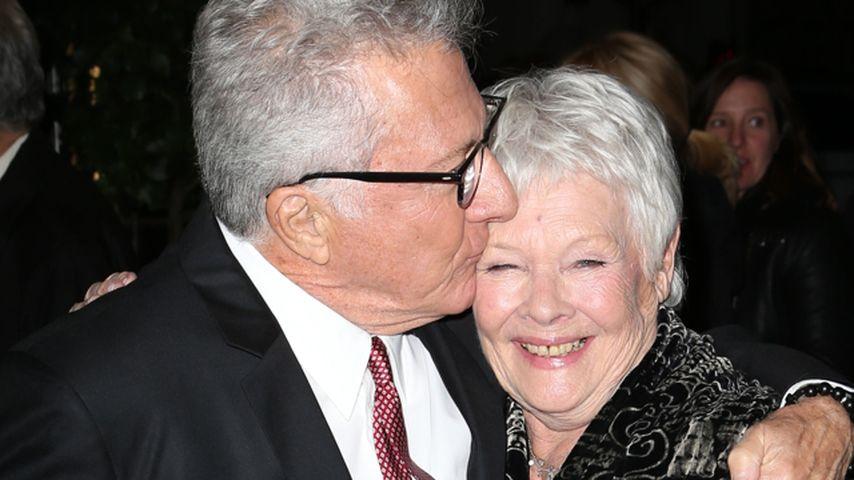 Dustin Hoffman: So flirtet er mit Judi Dench