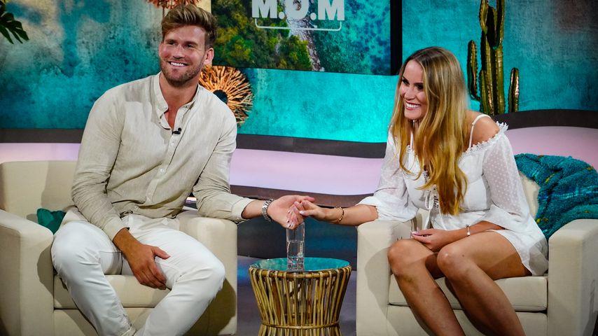 """Dustin und Lisa bei """"M.O.M - Die Reunion"""""""