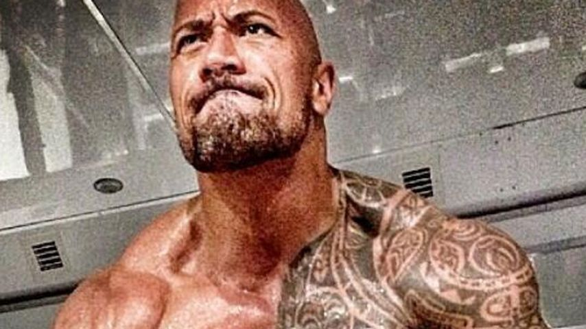 "Dwayne ""The Rock"" Johnson: So wird man zu Hercules"