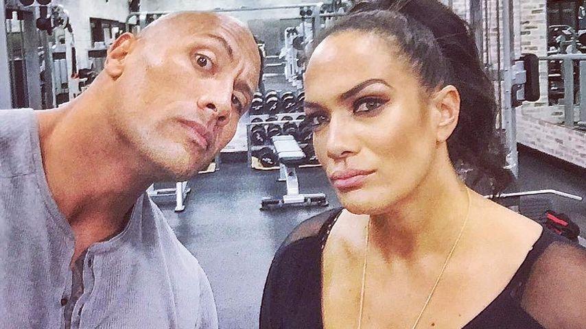 "Berühmter Cousin: ""The Rock"" machte Nia Jax zum WWE-Star!"