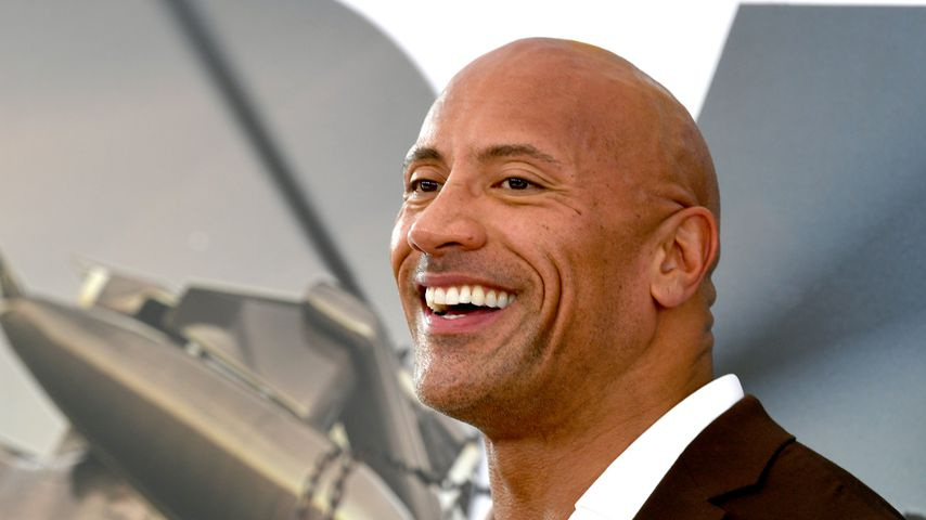"Dwayne ""The Rock"" Johnson bei der Premiere von ""Fast & Furious Presents: Hobbs & Shaw"""