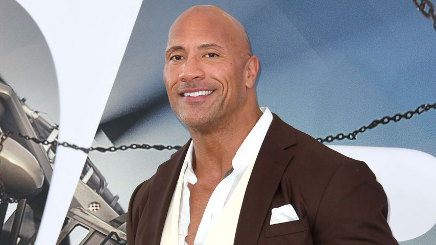 "Dwayne ""The Rock"" Johnson bei der ""Fast & Furious Presents: Hobbs & Shaw""-Premiere in Hollywood 2019"