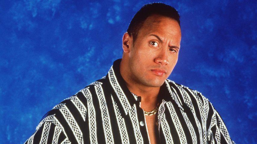 """Dwayne """"The Rock"""" Johnson, 2000"""