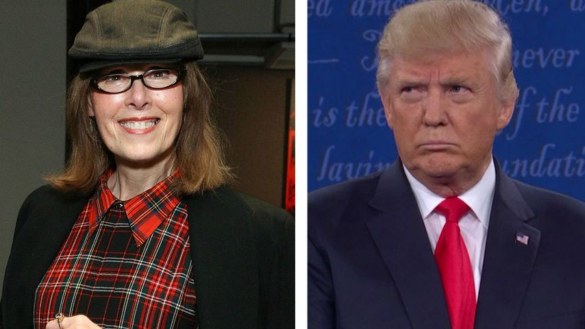 Autorin beschuldigt Donald Trump der sexuellen Belästigung