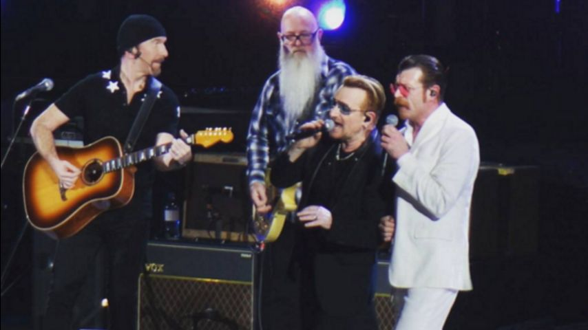 Comeback nach Anschlägen: Eagles of Death Metal rocken Paris