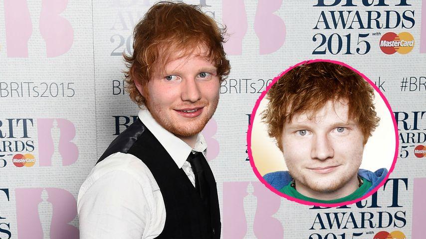 Bier- und Pizza-Verbot: Ed Sheeran hat 20 Kilo abgespeckt!